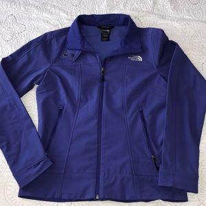 The North Face soft shell jacket medium